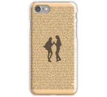 If I Never Knew You iPhone Case/Skin