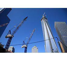 New York City Freedom Tower Photographic Print