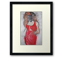 Cheryl Who? Framed Print