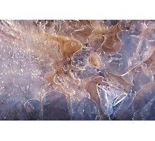 Ice fishing Photographic Print