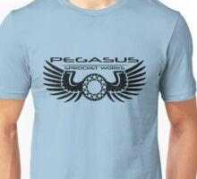 Pegasus Sprocket Works Logo Unisex T-Shirt
