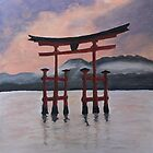 Miyajima - Japan by Glenn Browning