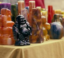 Wax Budda by Karl  Zielke