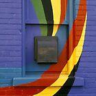 Colour Wall by Karl  Zielke