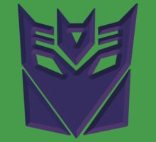 Decepticon Symbol Kids Clothes