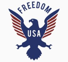 Freedom Eagle by Mark Omlor