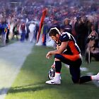 Broncos Tim Tebow by art-hammer