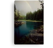 """""""The End of The Rainbow"""" Canvas Print"""