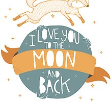 To the Moon and Back by Good Natured Beast