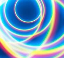 Rainbow design by aussiecandice