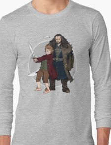 Bilbo the Brave Long Sleeve T-Shirt