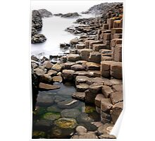 """Giant's Causeway"" Poster"