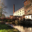 Colharbour Mill by Rob Hawkins