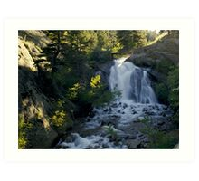 """""""Hellen Hunt Falls"""" Art Print"""