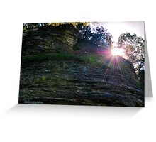Shawnee National Forest (1) Greeting Card