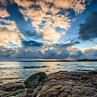 Cloud Beams by fotosic