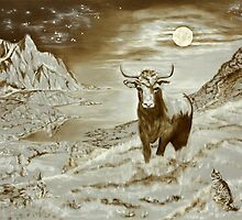 Taurus - Underpaint by ienemien