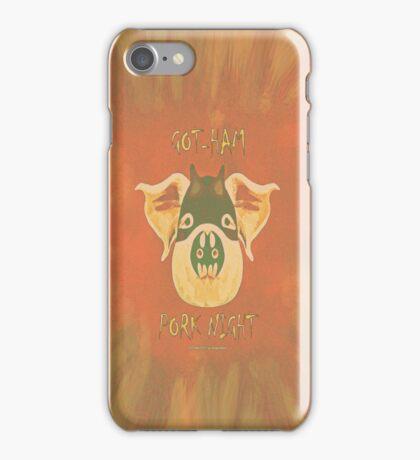 GOT-HAM-022 iPhone Case/Skin