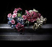 Roadside memorials #2 by Andrew Styan