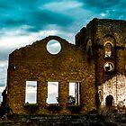 Dramatic Blast Furnace. Lithgow by Mandy  Harvey