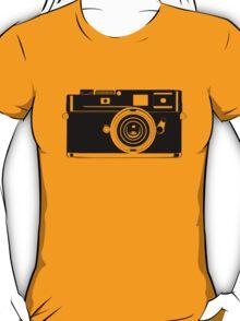 vintage camera silhouette T-Shirt