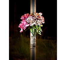 Roadside memorials #11 Photographic Print
