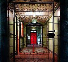 Doors of Despair by Erika Lieftink