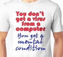 VIRUS Unisex T-Shirt