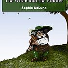 The Witch and the Fiddler - eBook cover by SophiaDeLuna