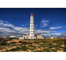Faro Lighthouse Photographic Print