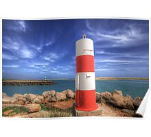 Port or Starboard Poster