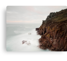 Cathedral Cliff Canvas Print