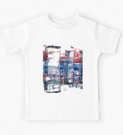 In the Midst of Life. Layer after Layer. The Family: mother with two kids.  Kids Tee