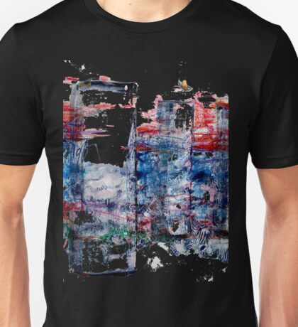 In the Midst of Life. Layer after Layer. The Family: mother with two kids.  Unisex T-Shirt