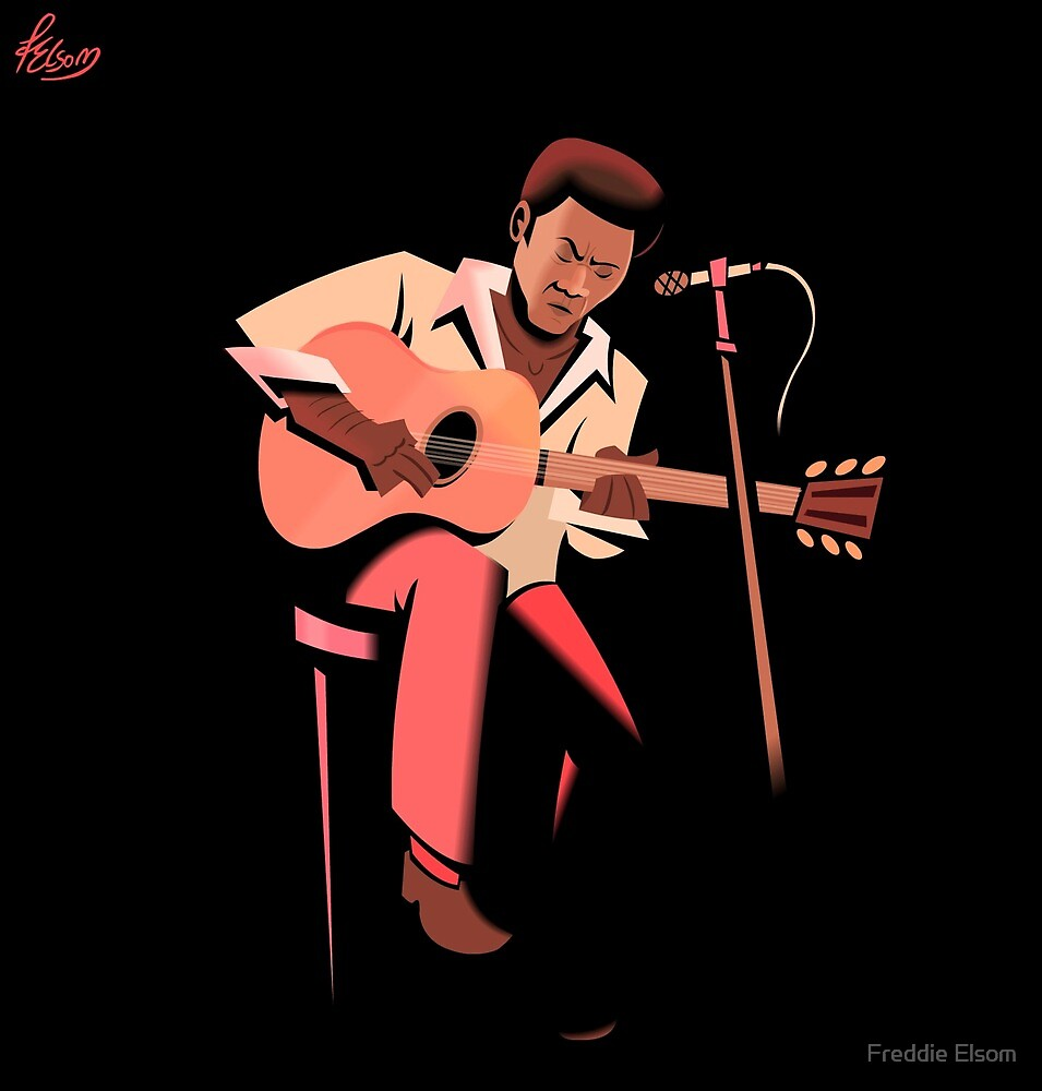 Bill Withers by Freddie Elsom