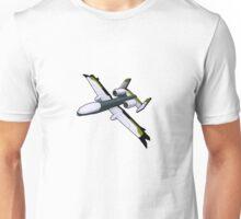 A-10 Warthog drone Unisex T-Shirt