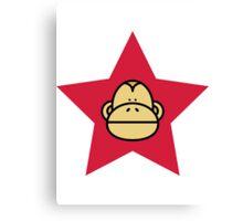 Monkey Revolution Canvas Print