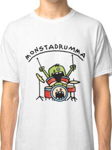 Monster Drummer Classic T-Shirt