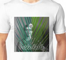 At the Beach with Frida Kahlo (Ver 2) Unisex T-Shirt