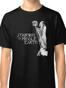 stairway to middle-earth Classic T-Shirt