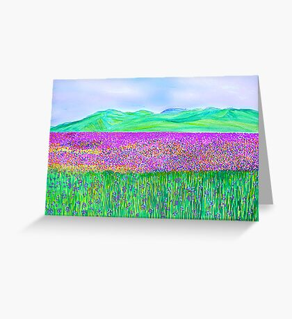 Spring Season-1 Greeting Card