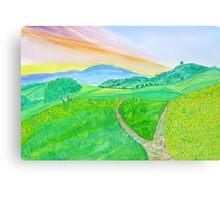 Spring Season-3 Canvas Print