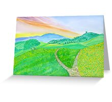 Spring Season-3 Greeting Card
