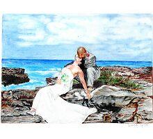 I'll Love You Forever by Linda Ginn Art