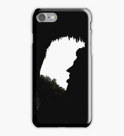 Profile of Abraham Lincoln iPhone Case/Skin