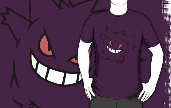Gengar - Pokemon by dreamlandart