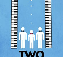Two and a Half Men by Harry Bradley