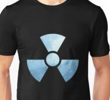 Radiation warning symbol Unisex T-Shirt