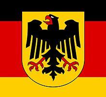 Smartphone Case -  State Flag of Germany  by Mark Podger