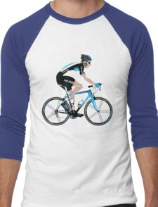 Bradley Wiggins Team Sky Men's Baseball ¾ T-Shirt